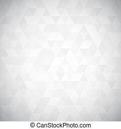 三角形, 象素, 馬賽克, 數字
