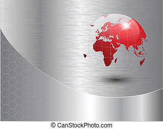 世界全球, 背景