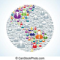 世界, 社會, 人口