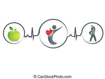 人類, 健康