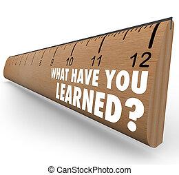 什麼, 反饋, 統治者, 回顧, 有, recap, 你, 學習