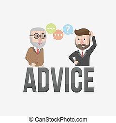 企業家, 建議