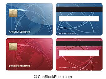 信用卡, 芯片, 摘要
