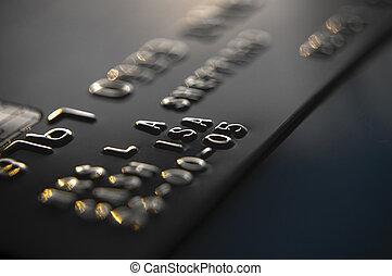 信用卡, 銀行業務