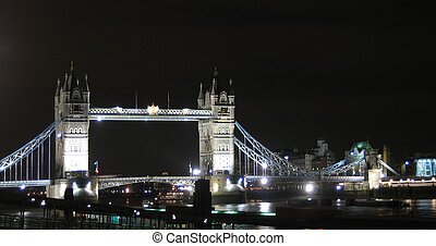 倫敦, 塔, -, 橋梁