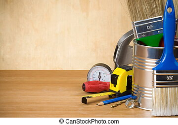 儀器, 建築集合, 工具