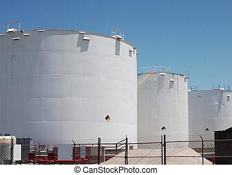 儲存, petro-chemical, 坦克