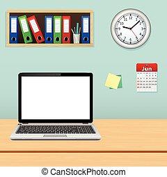 內部設計者, 辦公室, 桌面