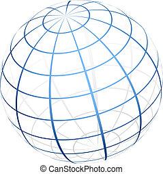 全球, 圖象