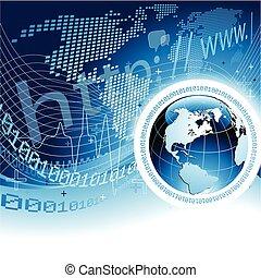 全球, 概念, 网絡