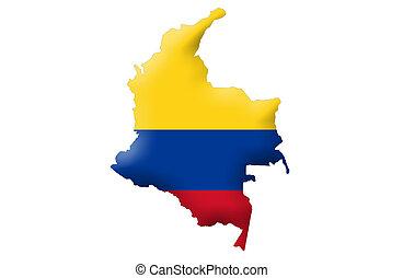 共和國, 哥倫比亞