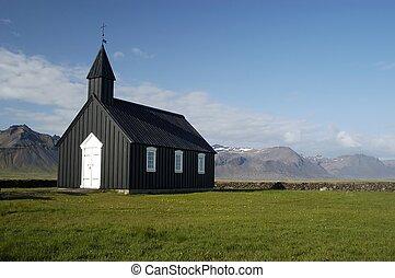 冰島, 教堂