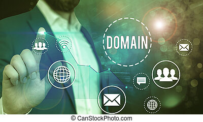 區域, 統治者, 寫, 正文, domain., 書法, 地域, 特殊, 概念, 意思, 或者, 控制, government.