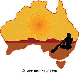 原始, 澳大利亞
