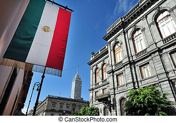 參議院, 建築物, 墨西哥
