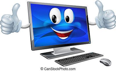 台式計算机, 吉祥人