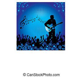 吉他演奏員