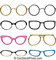 味覺, 每, 彙整, 眼鏡