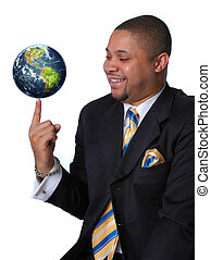 商人, 地球