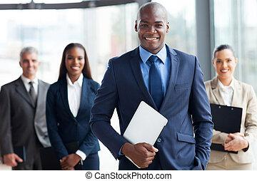商人, 組, businesspeople, african