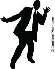 商人, 跳舞