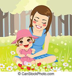 單一家庭, 母親
