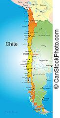 國家, 智利