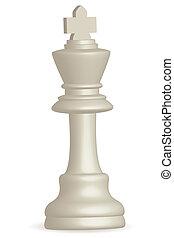 國王, 國際象棋