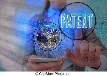 圖像, 標題, 或者, 顯示, 權利, 寫, showcasing, 權力, 許可証, nasa., 這, 提供, 事務, 政府, 授予, patent., 筆記, 元素, 相片