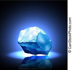 圖像, 立方, 冰