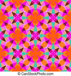 圖案, 明亮, 幾何學, multicolor, color.