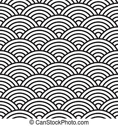 圖案, seamless, (vector)