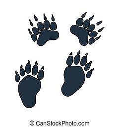 圖象, 形跡, 熊