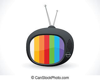 圖象, 電視, 摘要