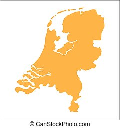 地圖, 荷蘭