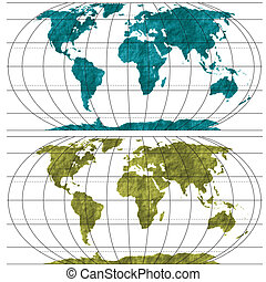 地球, 世界