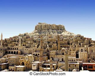 城市, 中世紀