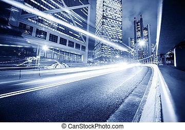 城市, 運輸, 背景