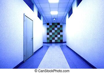 大廳, 辦公室