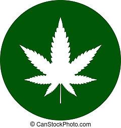 大麻, 圖象