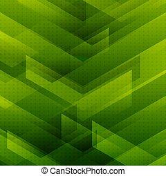 大, 條紋, 摘要, 箭, 背景, 數字技術, 技術, 綠色, 簽署, 概念
