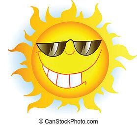 太陽鏡, 太陽