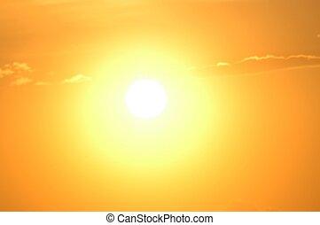 太陽, 力量