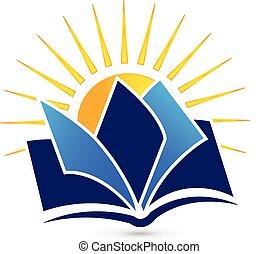 太陽, 書, 標識語