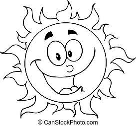 太陽, 概述, 愉快