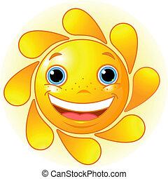 太陽, 漂亮