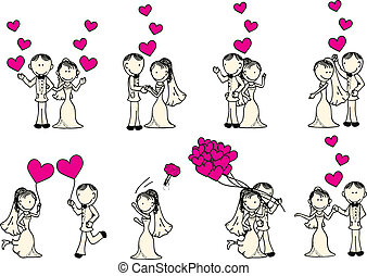 夫婦, 婚禮