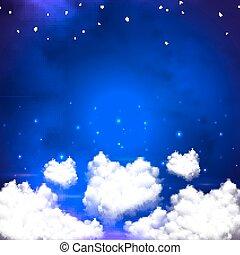奇妙, 天空, 夜晚