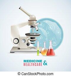 套間, 海報, 醫學研究, 健康護理, 作品