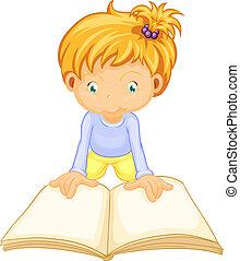 女孩讀物, 書